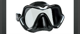 Single Lens Dive Mask from Mares - The One Vision