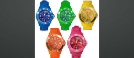 Land and Sea Silicone Sports Watch