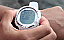 Oceanic OCi Dive Computer White on Wrist