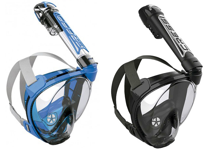 Cressi Duke Full Face Snorkelling Mask
