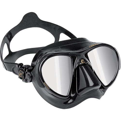 Cressi Nano HD Mirrored Lens Mask