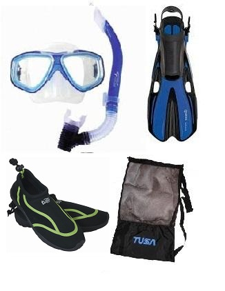 Ocean Pro Eclipse, Volo One and Reef Shoe Set