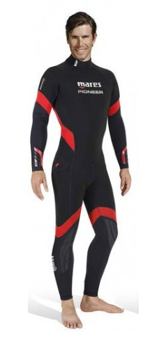 Mares Pioneer 5mm Male Wetsuit  4e57b961c