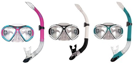 Mares Pearl Mask and Snorkel Set