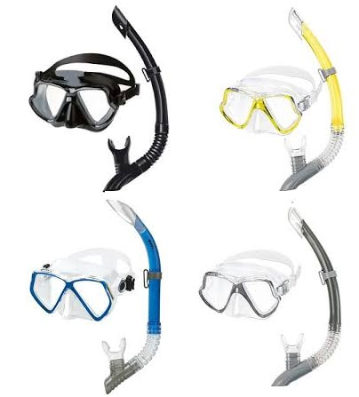 Mares Wahoo Mask and Snorkel