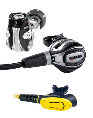 Mares Fusion 52X and MV Octopus Set