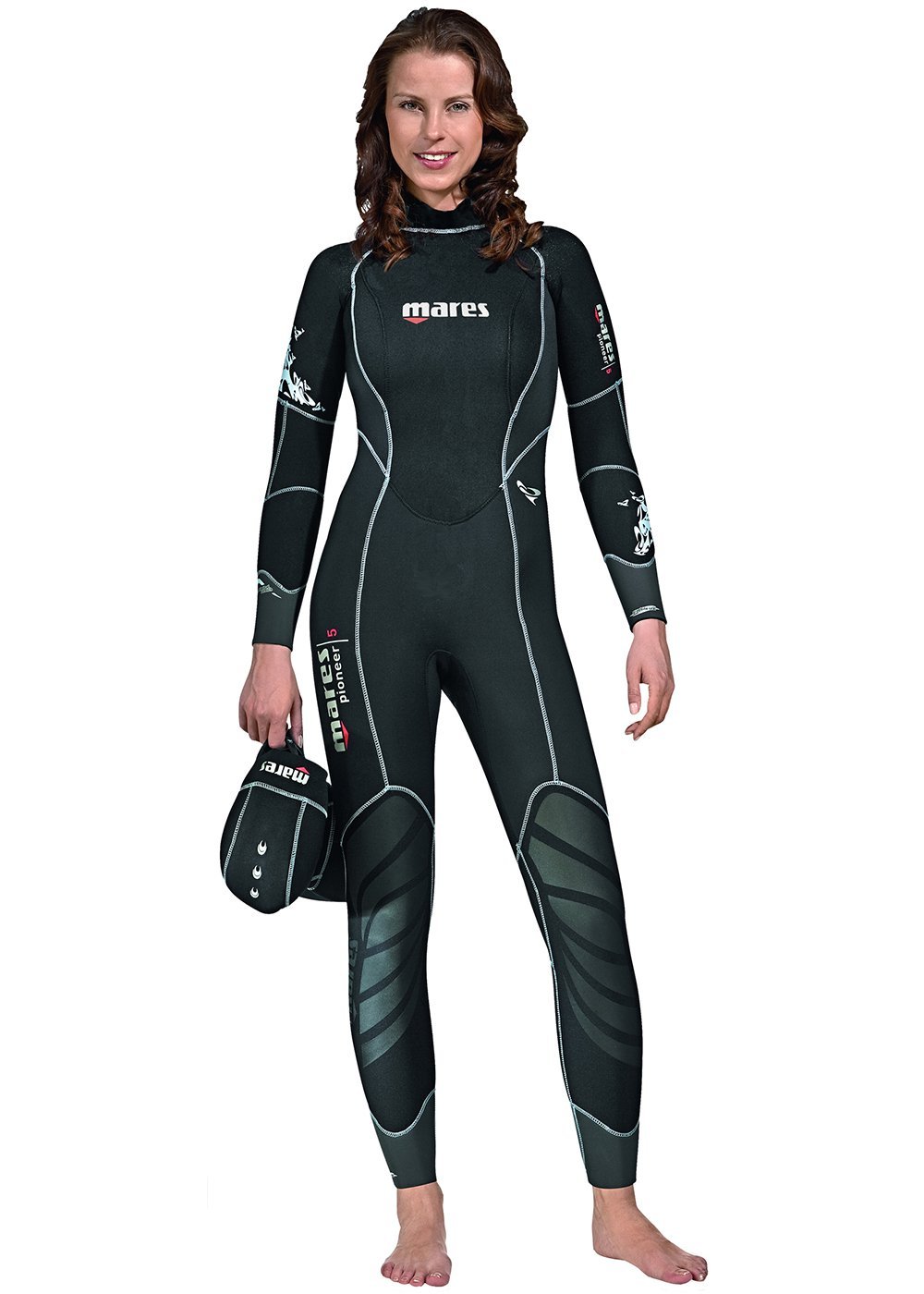 Mares Pioneer 5mm She Dives Wetsuit 2016