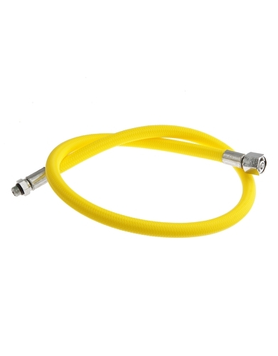 Ocean Pro Braided LP Hose Yellow 36""
