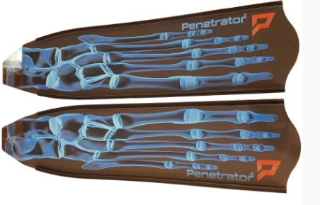 Penetrator Big Foot Bone Carbon Blades