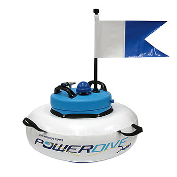 PowerDive Hookah Unit