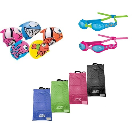 Zoggs Tiny Tots 0-6Yrs Swimming Pack