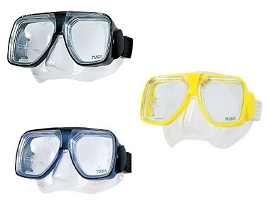 Tusa Liberator Plus Dive Mask