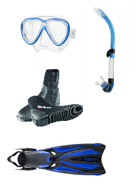 Tusa Freedom One and Solla Fin Pack