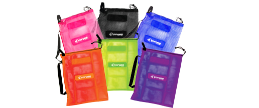Vorgee Equipment Mesh Swim Bag