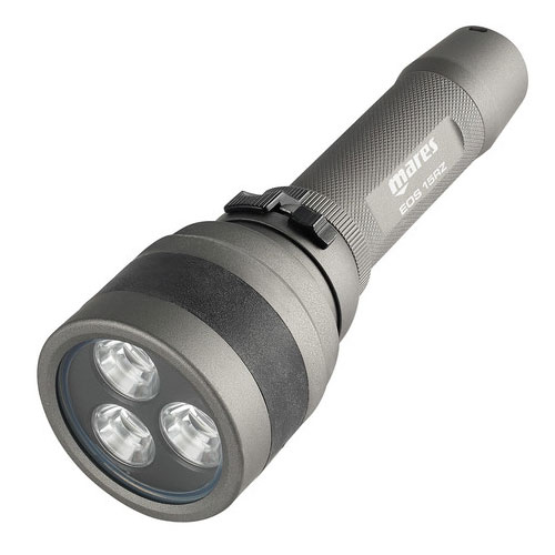 Mares EOS 15rz Rechargeable Torch