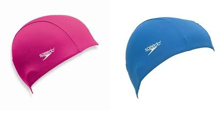 Speedo Junior Polyester Cap