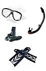 Tusa Freedom Ceos and X-Pert Zoom Z-3 Fin Pack