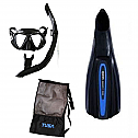 Mares Wahoo and Avanti HC Pro Fin Pack