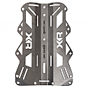 Mares XR Stainless Steel Back Plate 6mm