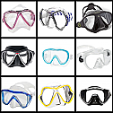Choosing a Scuba Diving Mask