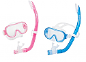 Tusa Junior Mini Platina Mask and Snorkel