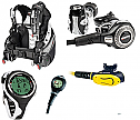 Mares Kaila SLS BCD and Abyss 52X Package