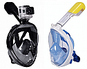 Intova Full Face Snorkel Mask