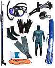 The Ultimate Rob Allen Spearfishing Package