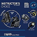 Oceanic Mens Instructors Choice Package