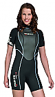 Mares Ladies Shorty C-Flex 2.5mm Wetsuit