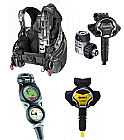 Mares Dragon SLS BCD and Loop 15X Package