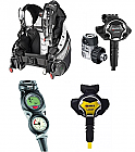 Mares Kaila SLS BCD and Loop 15X Package