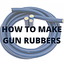 How to make Speargun Rubbers?